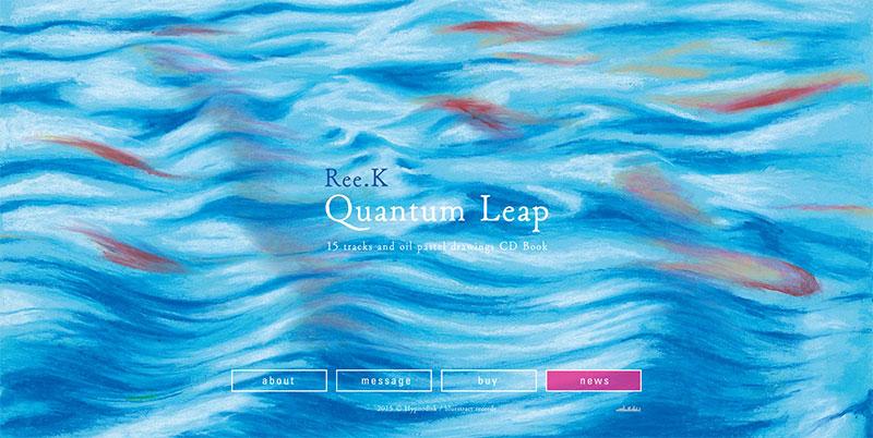 Ree K. 「Quantum Leap」